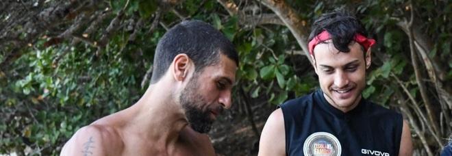 Isola 2021, brutto litigio tra Gilles Rocca e Awed. «Sei un infame», «Mi minacci, ho paura»