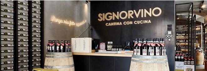 Signorvino apre il terzo store della Capitale: l'enoteca con cucina a Piazza Barberini