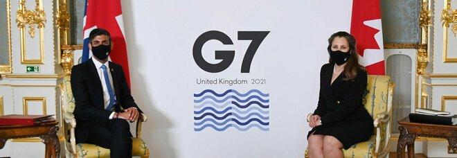 Fisco, accordo storico al G7: tassa minima globale per le multinazionali al 15%