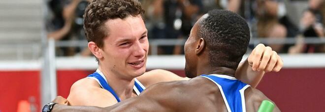 Staffetta 4x100, anche la Bbc elogia l'Italia. La leggenda Michael Johnson: «Onore agli azzurri»
