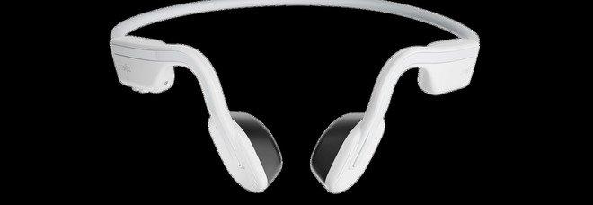 Aftershokz OpenMove, i nuovi auricolari wireless a conduzione ossea: fare sport in tutta sicurezza