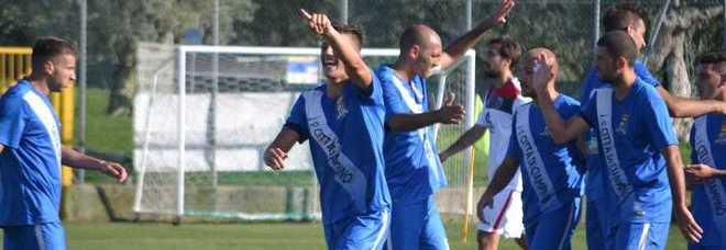 Il Città di Ciampino è un rullo compressore: 4-0 al Pomezia in Coppa