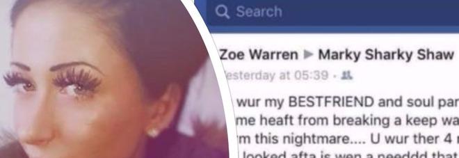 """Tortura e uccide il suo fidanzato, subito dopo scrive su Facebook: """"Ti amo, sei la mia vita"""""""