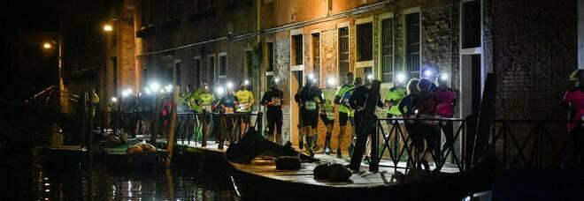 CMP Venice Night Trail: - 10 giorni al via, la magia di correre la notte a Venezia