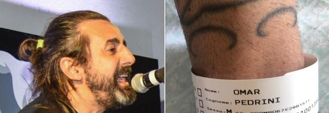 Omar Pedrini si opera: «Resterò ai box nell'estate della ripartenza»