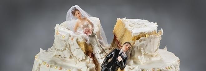 Coronavirus, boom di richieste di divorzio dopo il lockdown
