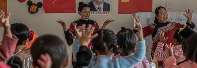 Svolta in Cina, le coppie potranno avere 3 figli