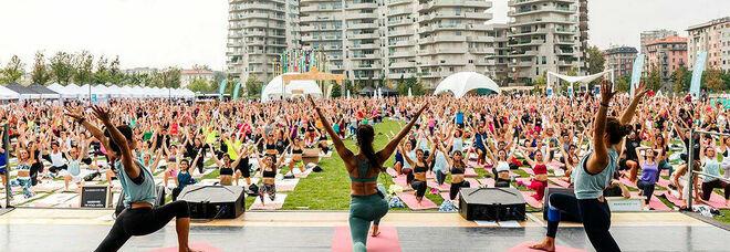 Torna a Milano Wanderlust 108, il più grande evento di Mindfulness al mondo