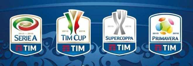 La Serie A cambia il logo  restyling anche per Coppa Italia ... 642303fd129f0