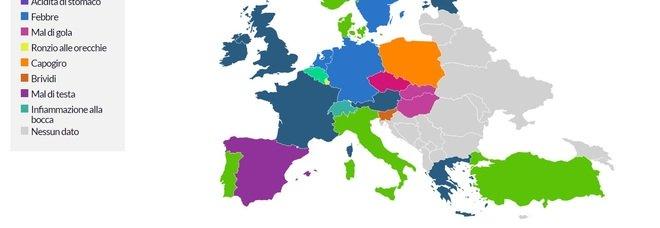 Quali sono i sintomi più ricercati dagli italiani sul web? Lo svela una ricerca