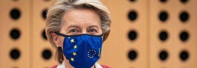 L'appello della Von der Leyen: «Troppe dosi ancora inutilizzate, vaccinatevi»