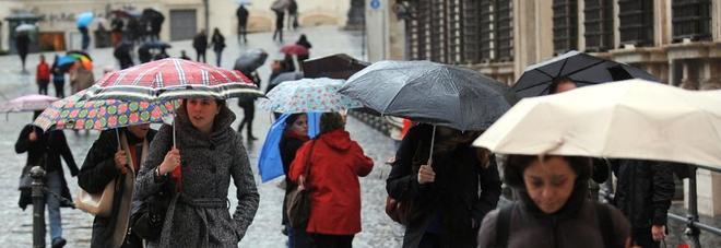 Piogge, temporali e nubifragi: il weekend che cancella l'estate