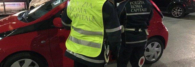 Roma, movida sorvegliata speciale: trenta sanzioni della municipale per violazione delle norme anti Covid