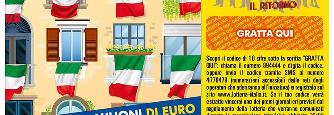 Lotteria Italia 2020: boom di biglietti virtuali, Lazio prima regione per vendita. Crollo a Milano