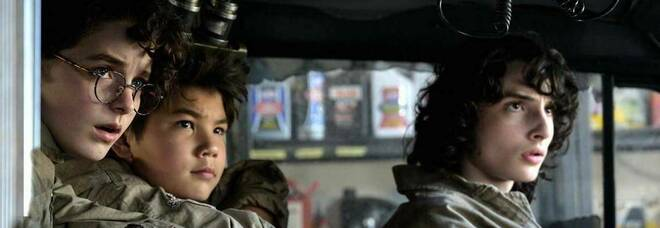 "Piccoli acchiappafantasmi crescono: Reitman junior presenta ""Ghostbusters: Legacy"""