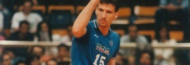 """Morto Michele Pasinato, eroe della """"generazione dei fenomeni"""" degli anni '90. Volley in lutto"""
