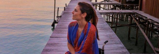 Giulia Lamarca, travel blogger in carrozzina: «Ma quanti ostacoli per prendere un aereo»