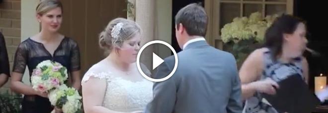 Matrimonio In Extremis : Malessere improvviso e il momento più bello del matrimonio è