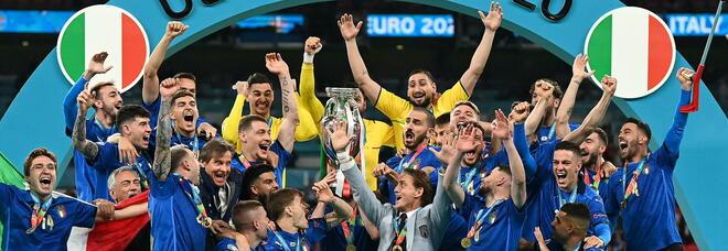 Italia-Inghilterra, vinciamo ai rigori! Siamo campioni d'Europa!
