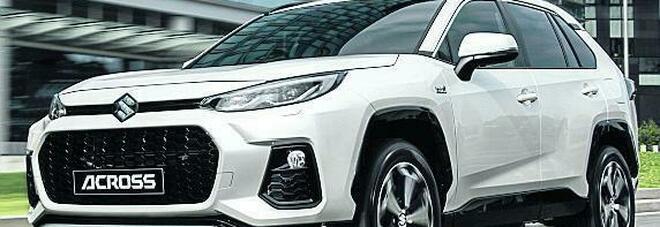 Across, la Suzuki ricaricabile: arriva l'ammiraglia dei Suv che sfoggia tecnologia plug-in