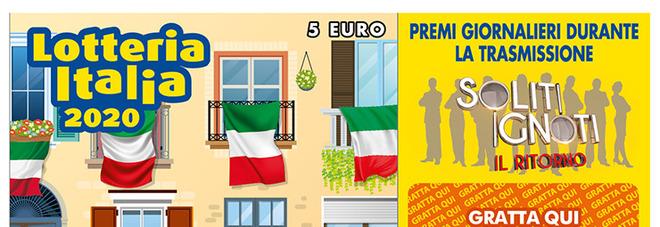 Lotteria Italia 2020: i biglietti vincenti di seconda categoria. Cinque premi da 50 mila euro a Roma