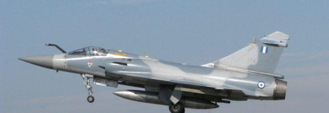 Aerei Da Caccia Turchi : Caccia greco precipita nel mar egeo «inseguiva aerei