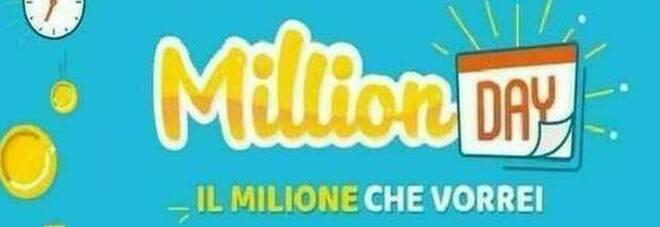 Million Day, i numeri vincenti di martedì 24 novembre 2020