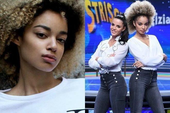 Striscia la notizia nuove veline sono Mikaela Neaze Silva e Shaila Gatta