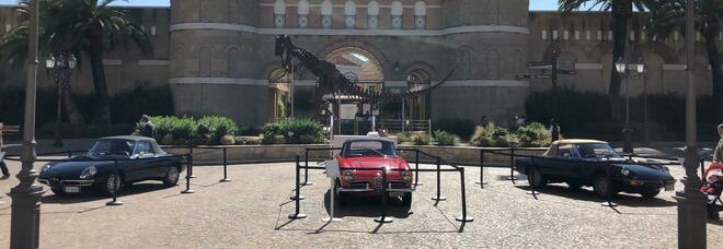 Raduno Alfa Romeo a Castel Romano: domani si celebra la passione per l'auto d'epoca