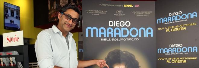 Il film su Diego Maradona di Asif Kapadia? Forse era ...