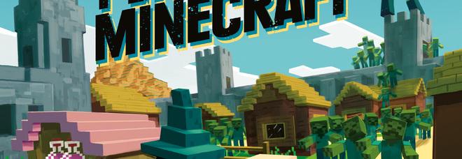 100 pericoli di Minecraft. Risolvi gli enigmi e decidi come proseguire: sarai tu il vero eroe dell'avventura