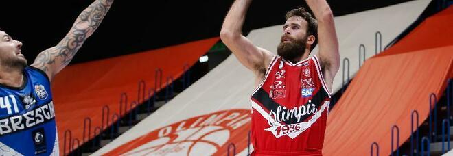 Basket, cancellata la trasferta in Russia per giovedì dell'Olimpia: troppi positivi al Covid nello Zenit