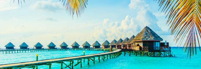 Maldive, formula anti Covid: «Paghi e stai quanto vuoi». Esauriti i primi voli del 2021
