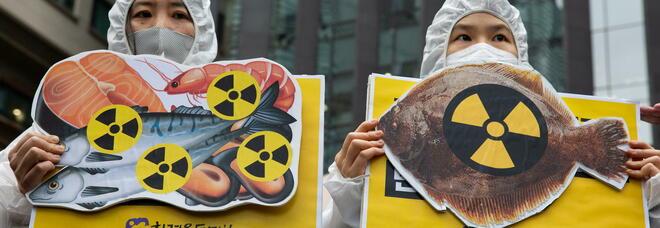 L'acqua radioattiva di Fukushima sarà versata nell'oceano: 1,25 milioni di tonnellate contaminate