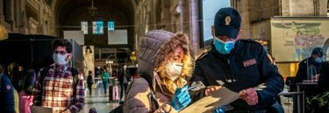 """Dpcm, rischio """"fuga dal Nord"""" il 19 e 20 dicembre: «Rischiamo di ripetere quello che è successo a marzo»"""