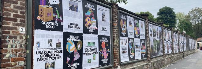 Zero Hyperlocal, la mostra di arte pubblica dedicata ai quartieri di Milano tra passato, presente e futuro