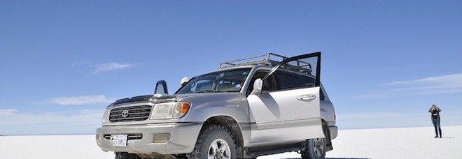 Salar de Uyuni, la meraviglia del deserto di sale più grande del mondo