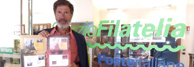 Tre francobolli nel settecentenario dalla scomparsa di Dante Alighieri
