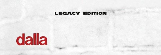 """Lucio Dalla, venerdì 13 esce """"Dalla - 40th Anniversary Legacy Edition"""", versione rimasterizzata del capolavoro del grande artista italiano"""