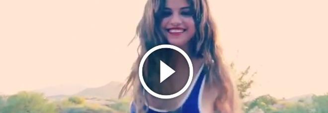Video di sesso Selena Gomez