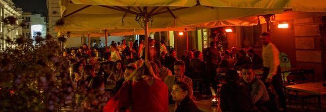 Aperitivo con vista a Roma, il trend è in terrazza e vince il ...