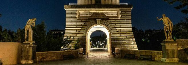 Nuova luce a Ponte Milvio