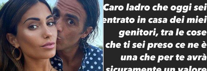 Alessandro Matri, ladri in casa dei genitori rubano l'oggetto prezioso. L'appello su Instagram: «L'indirizzo ormai lo conosci...»