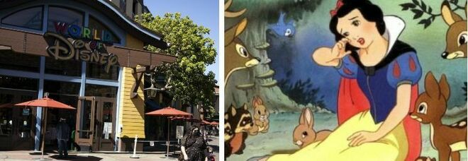 Biancaneve si rinnova e la sua giostra (con il bacio) è l'attrazione del parco Disney Fantasyland in California