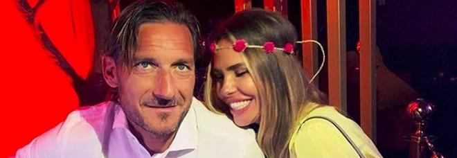 Francesco Totti, Ilary Blasi confessa: «La nostra storia era destinata a finire... saremmo impazziti»