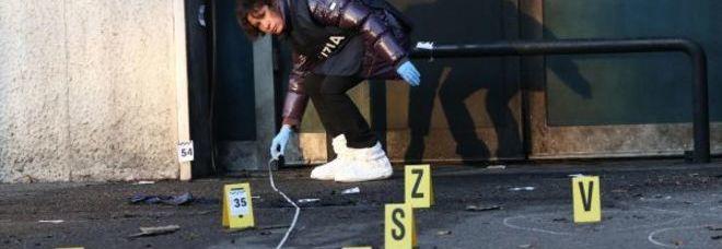 Bomba esplode davanti a scuola di polizia si indaga per for Scuola di moda brescia