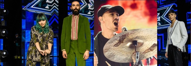 X Factor 2020: Blind, Casadilego, Little Pieces of Marmelade, N.A.I.P. in finale