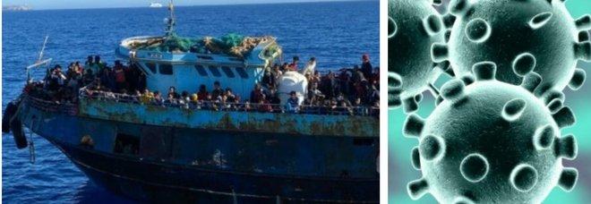 La Variante Delta è arrivata in Sicilia, 10 migranti positivi sbarcati a Lampedusa