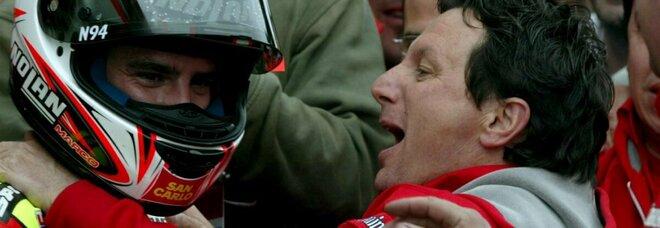 Fausto Gresini, chi era l'ex campione: dai trionfi in pista a quelli da team manager nel Motomondiale
