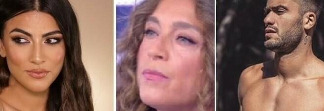 Live Non è La D'Urso, Pierpaolo Pretelli e la lite fra Caterina Collovati e Giulia Salemi: «Chiedi scusa, menare e picchiare termini poco carini»